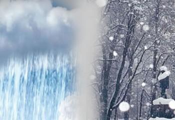 Meteo domenica 17 gennaio: maggiori schiarite al nord, peggiora al centro-sud con piogge e neve a quote basse