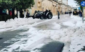 Cronaca meteo: weekend di intenso maltempo con violente grandinate e nevicate in Appennino