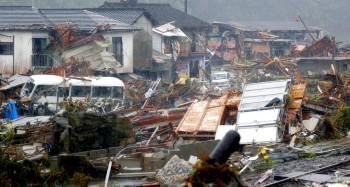 Pioggia record in Giappone, almeno 18 vittime a causa delle forti inondazioni