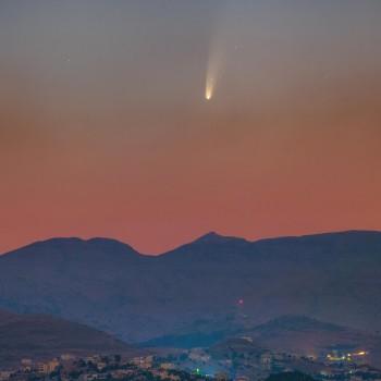 Come e quando vedere lo spettacolo della cometa F3 Neowise