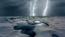 Aumentano i fulmini al Polo Nord: perché non è una buona notizia?