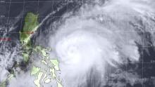 Surigae è il tifone più intenso mai osservato nel mese di aprile