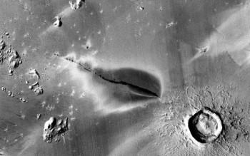 Vita su Marte: i vulcani suggeriscono che potrebbe essere più recente