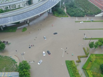 Cina: alluvione devastante nella provincia di Henan, metropolitane sommerse