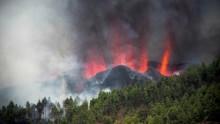 Canarie: dopo l'ondata di terremoti, erutta a sorpresa il vulcano Cumbre Vieja