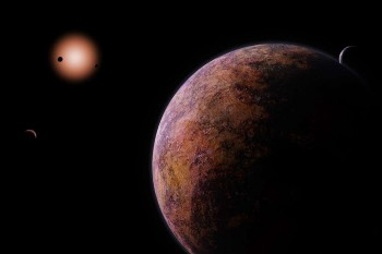 Scoperto il primo pianeta al di fuori della Via Lattea
