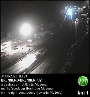 Autostrada A22 - Brennero (BZ)