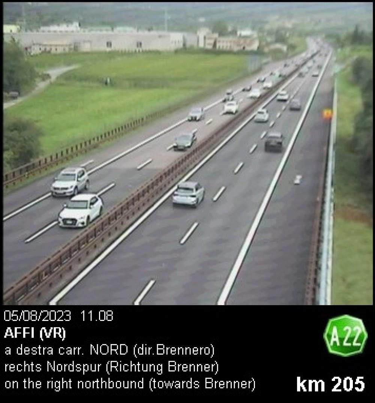 Autostrada A22 - Affi (VR)