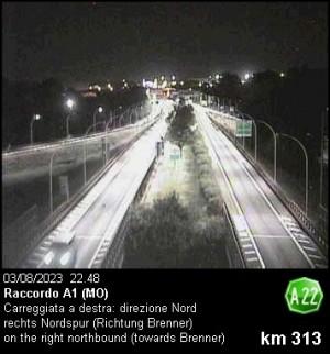 Autostrada A22 - Campogalliano (MO)