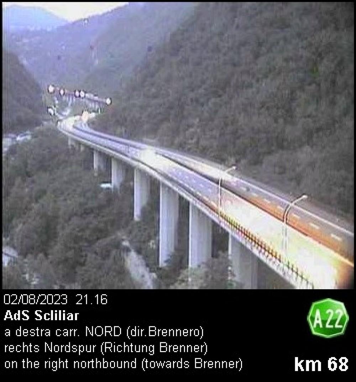 Autostrada A22 - Renon (BZ)