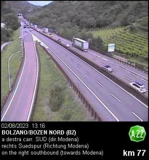 Autostrada A22 - Bolzano (BZ)