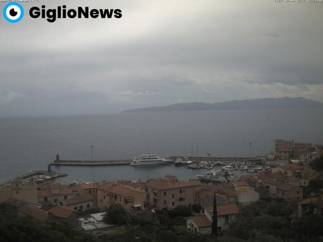 Operazioni di recupero Costa Concordia 16-09-2013 live e webcam Isoladelgiglio_porto