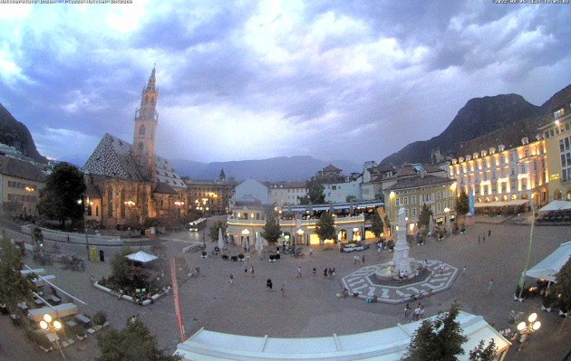 Webcam Bolzano 262 m.