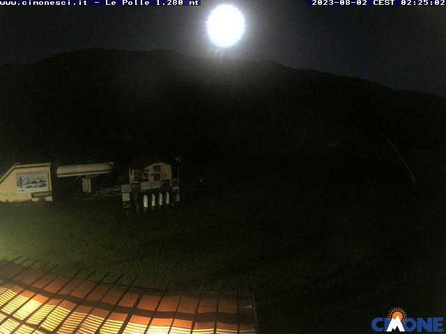 Monte Cimone Polle - 1.280m s.l.m.