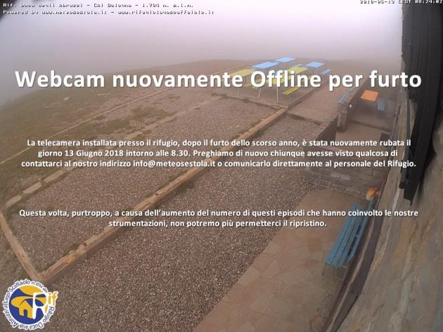 Webcam Lago Scaffaiolo - Corno alle Scale