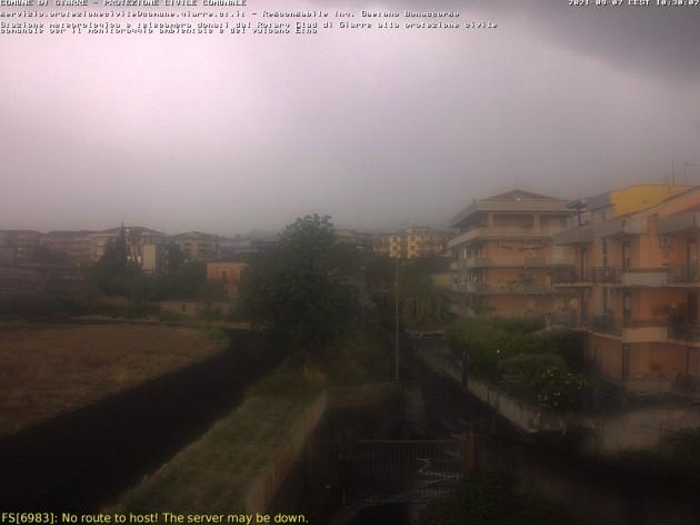Webcam Giarre Ct Panoramica Sul Vulcano Etna Meteo In Diretta
